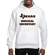 Texas Medical Secretary Hoodie