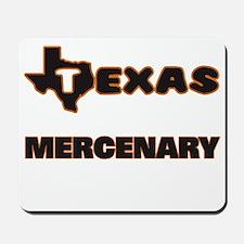 Texas Mercenary Mousepad