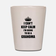 Going to be a Grandma Shot Glass