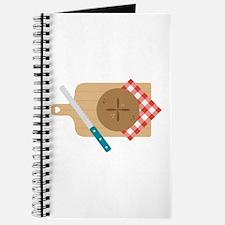 Loaf Of Bread Journal