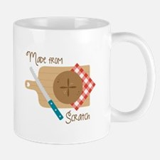 Made From Scratch Mugs