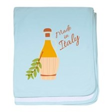 Made In Italy baby blanket