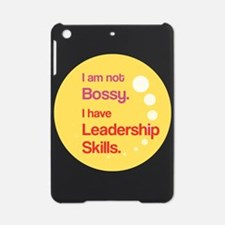 Not Bossy. Leader. iPad Mini Case
