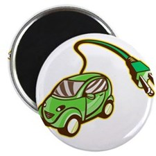 Plug-in Hybrid Electric Vehicle Isolated Magnets