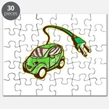 Plug-in Hybrid Electric Vehicle Isolated Puzzle
