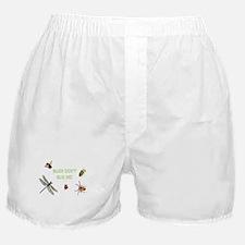 Cute bugs Boxer Shorts