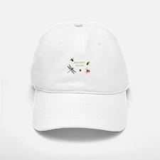 Cute bugs Baseball Baseball Cap