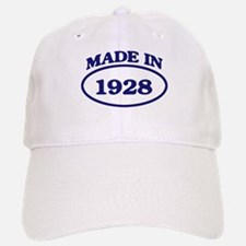 Made in 1928 Baseball Baseball Cap