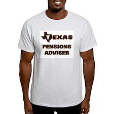 Texas Pensions Adviser T-Shirt
