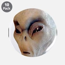 "Alien 3.5"" Button (10 pack)"