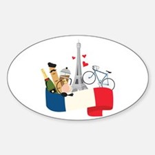 French Decal