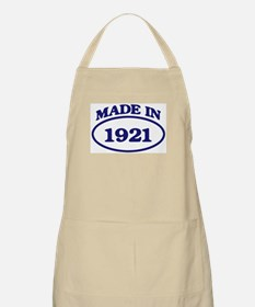 Made in 1921 BBQ Apron