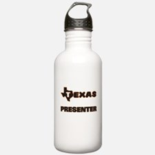 Texas Presenter Water Bottle