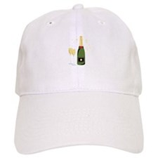 Champagne Baseball Baseball Cap