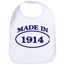 Made in 1914 Bib