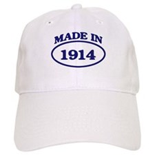 Made in 1914 Baseball Baseball Cap