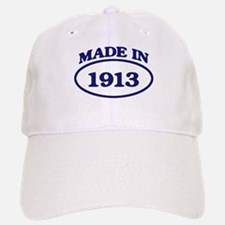 Made in 1913 Baseball Baseball Cap