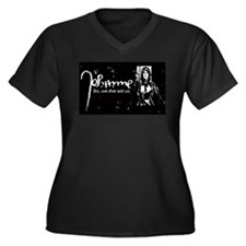 Joan of Arc (Act, and God wil Plus Size T-Shirt