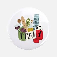 Italy 1 Button