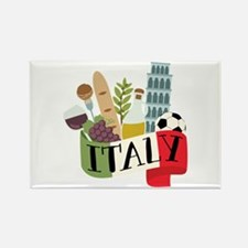 Italy 1 Magnets