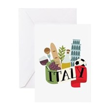 Italy 1 Greeting Cards