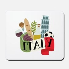 Italy 1 Mousepad
