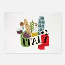 Italy 1 5'x7'Area Rug