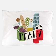 Italy 1 Pillow Case