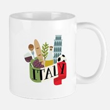 Italy 1 Mugs