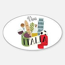 Viva Italia Decal