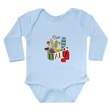 Viva Italia Body Suit