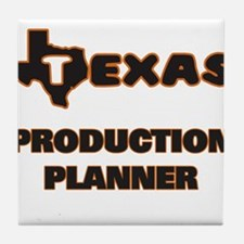Texas Production Planner Tile Coaster