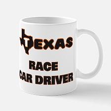 Texas Race Car Driver Mug