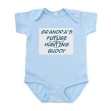 GRANDPA'S FUTURE HUNTING BUDDY Body Suit