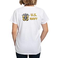 Destroyer Squadron 26 - wit Shirt