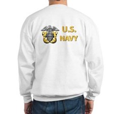 Destroyer Squadron 26 - withOut Text Sweatshirt