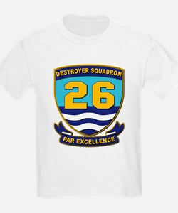 Destroyer Squadron 26 - withOut T-Shirt