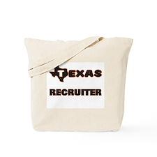 Texas Recruiter Tote Bag