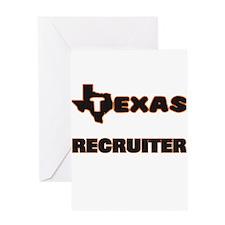 Texas Recruiter Greeting Cards
