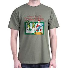 Christmas Carol Series T-Shirt