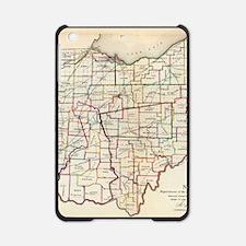 Vintage Map of Ohio (1866) iPad Mini Case