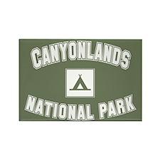 Canyonlands National Park Rectangle Magnet