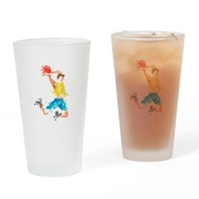 In Throw Drinking Glass