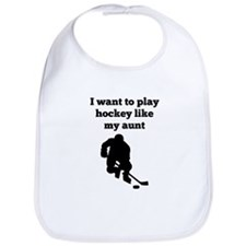 I Want To Play Hockey Like My Aunt Bib