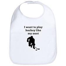 I Want To Play Hockey Like My Aunt Bib