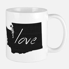 Love Washington Small Small Mug