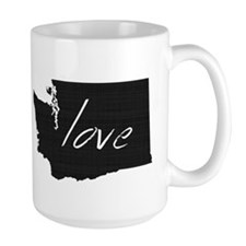Love Washington Mug