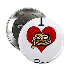 "I love-heart eggs 2.25"" Button"
