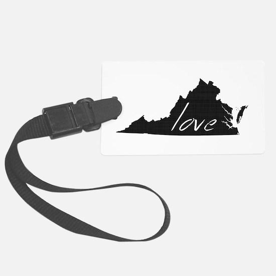 Love Virginia Luggage Tag