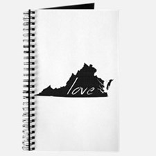 Love Virginia Journal